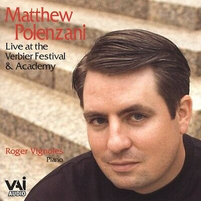 Matthew Polenzani - Live at the Verbier Festival 2003 [New CD]