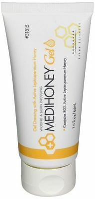 MEDIHONEY Derma Sciences Wound Dressing Gel, 1.5 oz Tube #31815