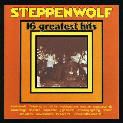 Steppenwolf - 16 Greatest Performances [New CD] Canada - Import