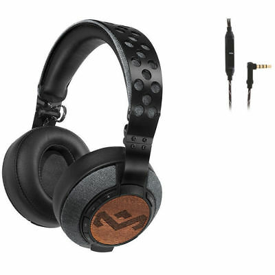 Marley Liberate B XL Bluetooth Wireless/Wired Headphones/Headset for Smartphones