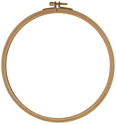 Edmunds 8-inch German Hand/ Machine Embroidery Hoop