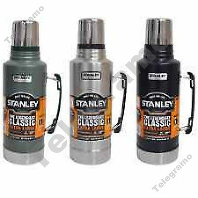 1.9L Extra Large Stanley Flask Stainless Steel Vacuum 1.9 Litre Thermos
