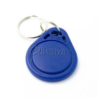 10PCS RFID IC Keyfobs Key Tags Token NFC TAG Keychain 13.56MHz for Arduino New