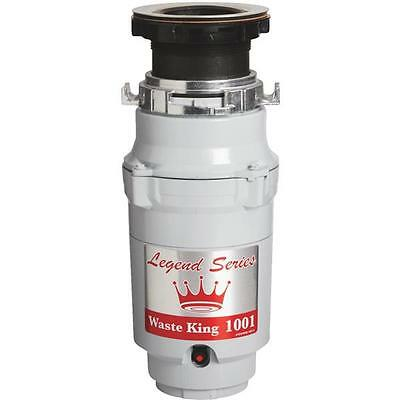 Waste King Legend Series 1/2 HP 120V Garbage Disposer