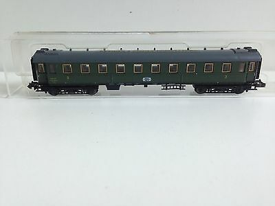 Minitrix N-Scale Vintage Passenger Car 3150 - Made In West Germany