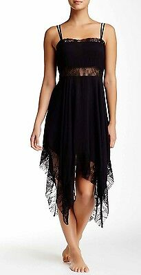 NWT Free People Dolby Dots Slip S