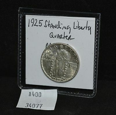 West Point Coins ~ 1925 Standing Liberty Quarter