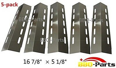Stainless Steel Heat Plate Replacement Select Ducane Burner Gas Grill Bbq Parts
