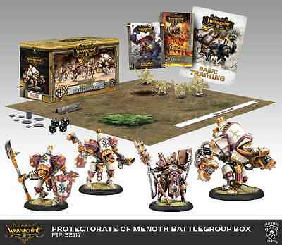 WarMachine- The Protectorate Of Menoth Battlegroup