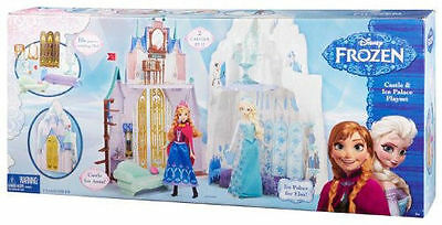 Disney Frozen Castle & Ice Palace Playset New In Box