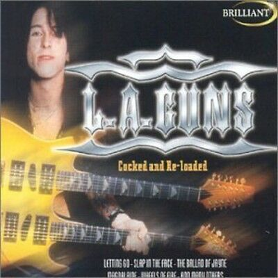 L.A. Guns - Cocked & Re-Loaded [New CD]