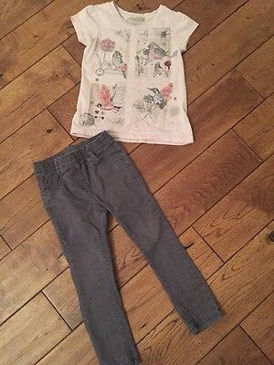 Girls Next T Shirt & Pants Age 3