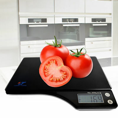 5KG Electronic Digital Electronic Kitchen Scale Food Scale with 2X AAA batteries