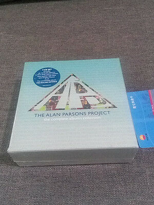 Alan Parsons Project The Complete Albums Collection 11 CD(MINI LP) BOXSET SEALED