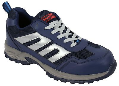 Blackrock Jay Safety Trainer - Steel Toe Cap Mens Shoes Trainers UK Size 6 - 12