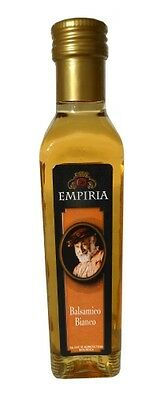 Aceto balsamico biologico bianco 500ml - Empiria