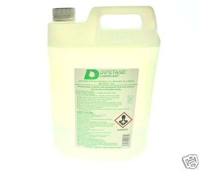 Dipetane 5L Fuel Treatment Additive Save Fuel Costs Reduce Emmisions DPF CAT