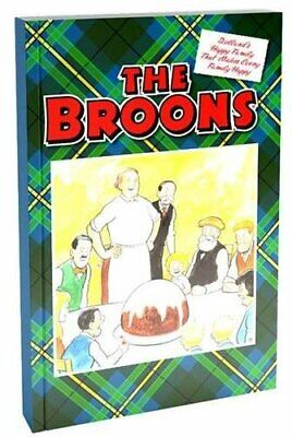 The Broons: Scotland's Happy Family That Makes  by Parragon Books Ltd 1845356101