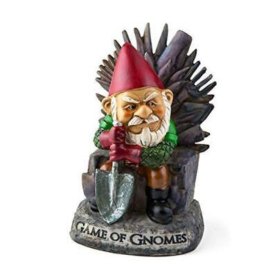 "BigMouth Inc ""Game of Gnomes"" Garden Gnome Statues Free Shipping!"