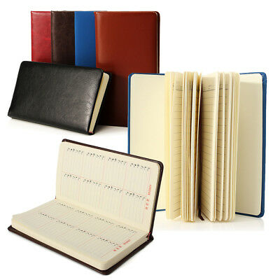 48K Retro Journal Travel Diary Leather Notebook Sketchbook Notepad Plan Memo HOT
