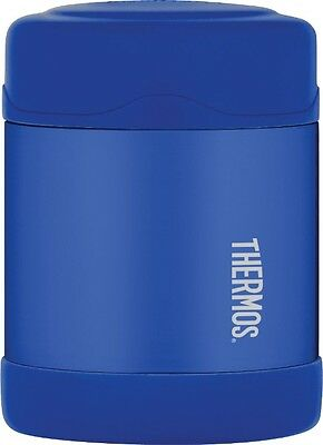 Thermos FUNtainer Stainless Steel Vacuum Insulated Food Jar (Blue)