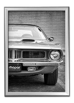 1972 Plymouth Cuda Photo Print 13x19 Mancave Barracuda Art HEMI Shaker 340 440