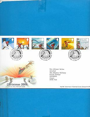 Great Britain  FDC  # 2244 ( Address)