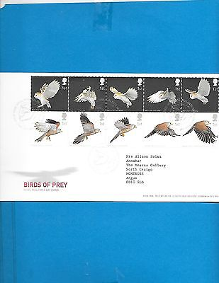 Great Britain  FDC  #  2087 A ( Address)