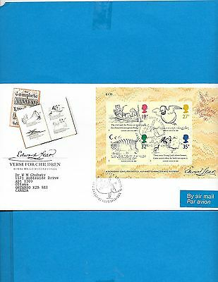 Great Britain  FDC  # 1226 A ( Address)   Lot 2