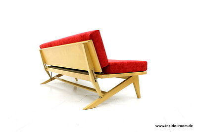 Sofa / Daybed by Domus Germany 1950`s
