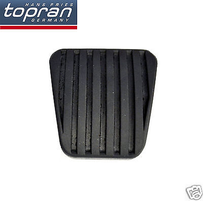 New Vauxhall Astra G H Zafira A B Brake or Clutch Rubber Pedal Cover Pad Topran