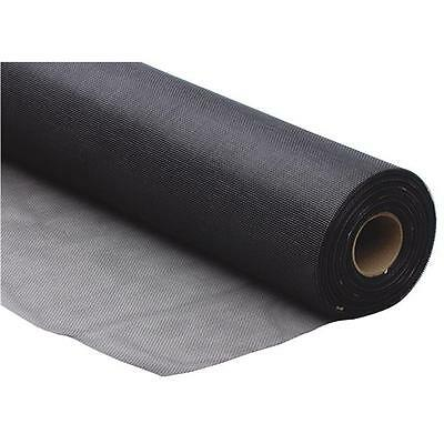 60-inch x 100-feet New York Wire CHARCOAL Fiberglass Screen Cloth Screening