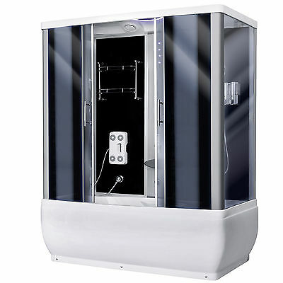 duschkabine badewanne regendusche dusche duschwand. Black Bedroom Furniture Sets. Home Design Ideas