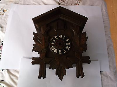 A CUCKOO CLOCK CASE FOR RESTORATION (ref V3 )