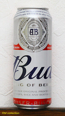 BUD 2015 beer Russian release 0,5L can empty
