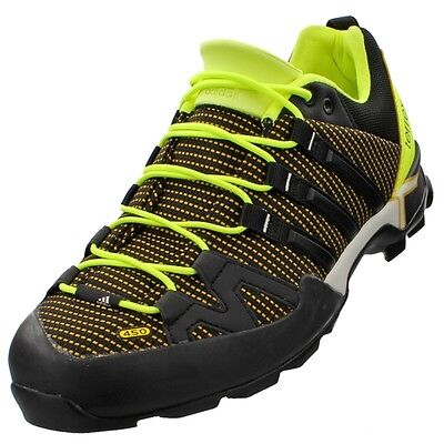 New Adidas Men's Shoes, Terrex Scope, Ochre/black/yellow, B33246, Size 9