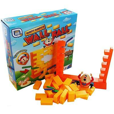 Grafix Humpty Dumpty Had A Big Fall Wall Fall Jenga Childrens Kids Toy Game
