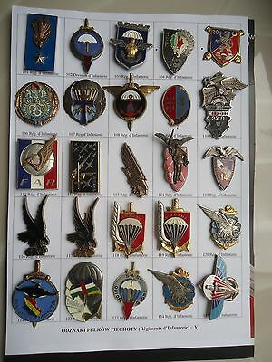 French paratrooper badges
