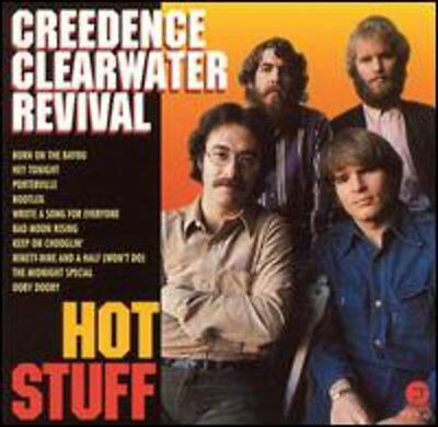 Creedence Clearwater Revival - Hot Stuff [New CD]