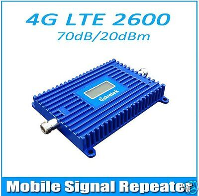Internet Lte 4G Repeater Booster For All Phone Operators 2600Mhz 4G Lte
