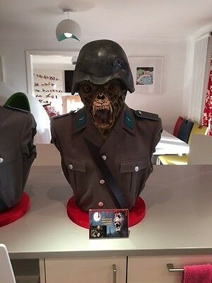 American Werewolf In London - Nazi Zombie Lifesize Bust - Superb 1:1 - Horror
