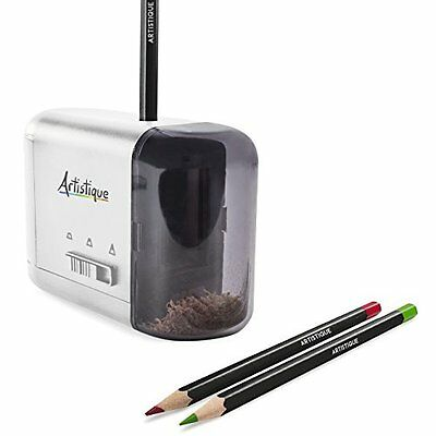Artistique® Electric Pencil Sharpener  Best Heavy Duty Automatic f Art Office