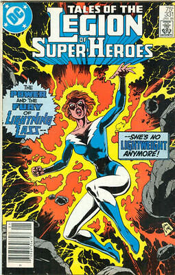 Tales of the Legion of Super-Heroes #331 (Jan 1986, DC)