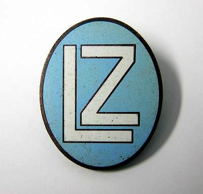 Nazi Period Before 1936 Zeppelin Officers Cap Hat LZ Badge Air Ship Pre WW2 WWII