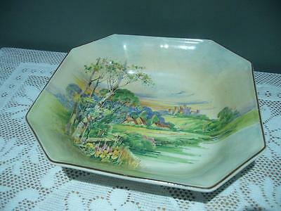 Royal Doulton Lovely 'summertime In England' Series Ware Serving Bowl -  Fair