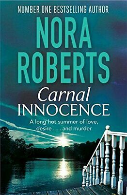 Carnal Innocence by Roberts, Nora Book The Cheap Fast Free Post