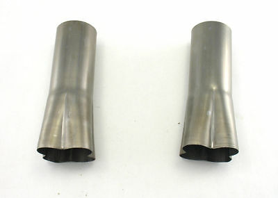 PATRIOT EXHAUST Weld-On 4 x 1-3/4 in Primary Formed Collector  P/N H7672