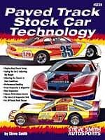 STEVE SMITH AUTOSPORT Paved Track Stock Car Technology Book P/N s239