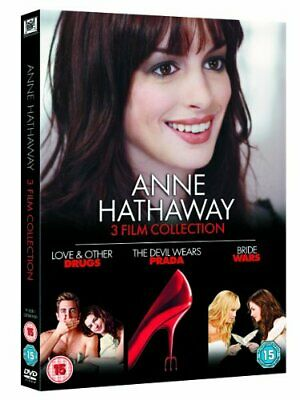 Anne Hathaway 3 Film Collection [DVD] [2006] - DVD  0IVG The Cheap Fast Free