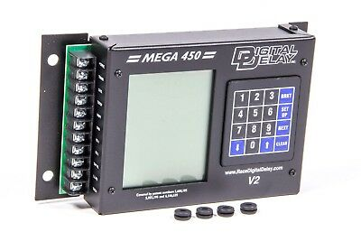 BIONDO RACING PRODUCTS Digital Mega 450 Delay Box P/N MEGA450-BR